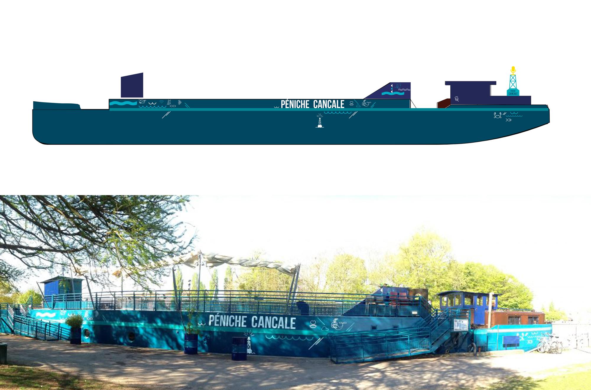 Peniche-Cancale—bateau