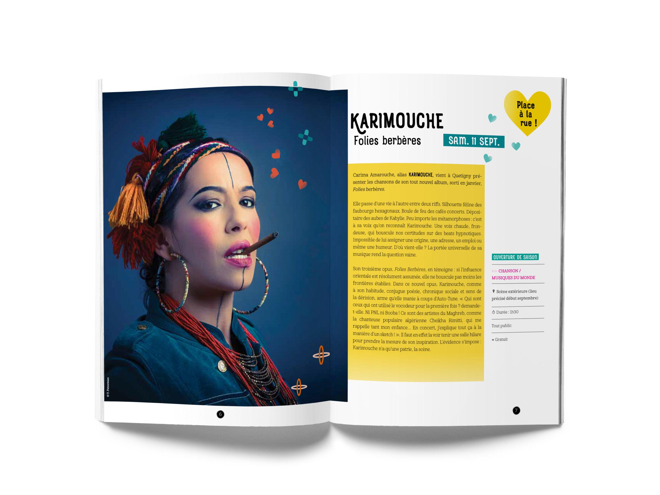 A5 Magazine MockUp2